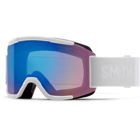 Smith Squad Snow Goggles, wit/roze